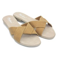 Dr.Kevin Women Sandal 27366 - 2 Colors [ Tan,Blue ]