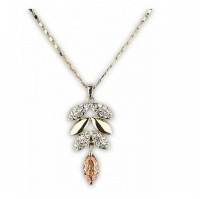AXORA Neclace 18K Gold Plated TN0002