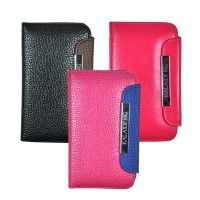 Fashion Card Leiden Leather Case for Iphone 4/4s