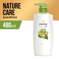 Pantene Sampo Nature Care Fullness & Life 480ml
