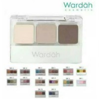 WARDAH Eyeshadow // Eyeshadow wardah A
