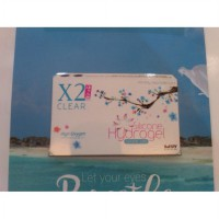 Softlens Bening Bulanan Silicone Hydrogel X2 Sanso by Exoticon