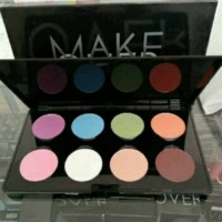 MAKE OVER PERFECT MATTE EYE SHADOW PALLETE