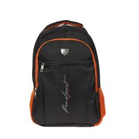 Prosport Backpack 2872-21 Black-Orange