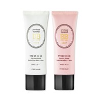 [Etude House] Precious Mineral Beautifying Block Cream Matte / Moist SPF50+ PA+++