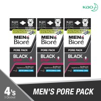 Men's Biore Pore Pack 4S 3 Docket