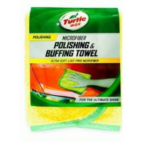 Turtle Microfiber Polishing & Buffing Towel