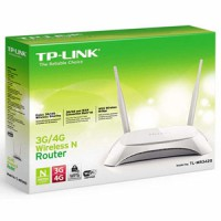 Wifi Router TP Link MR3420 Support Modem 3G/3.75G N300 Mimo