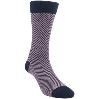 Kaos Kaki Marel Socks Men Zed Plain MC1P-16-MS023 Khaki/Black