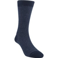 Kaos Kaki Marel Socks Life Style Men Zed Plain MC1P-16-MS024 Dark Grey/Black