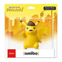 Switch Detective Pikachu Extra Large Amiibo
