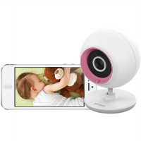 D-Link DCS-700L Wi-Fi Baby Camera WHITE