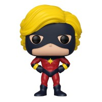 Funko Pop Marvel 80th : First Appearance- Captain Marvel NYCC