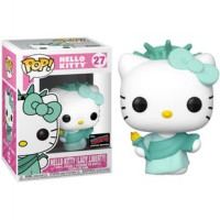Funko Pop Sanrio- Hello Kitty (Lady Liberty) NYCC #27