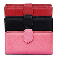 [As Seen on TV] Baglis Dompet Wanita / Palm Wallet / Synthetic Leather