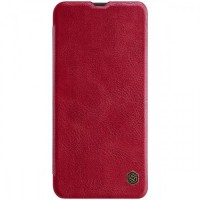 Case Samsung Galaxy A50s / A30s Nillkin Qin Leather Flip - Red
