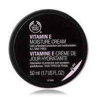THE BODY SHOP NEW VIT.E MOIST CREAM 50ML