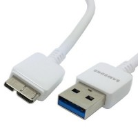 USB 3.0 Micro B Data Cable 10 Pin for Samsung Galaxy Note 3