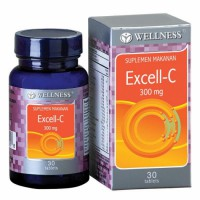 WELLNESS EXCELL - C 300 MG | Vitamin C, Immunitas