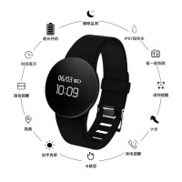 SmartBand / SmartWatch TLW D3 Original 100% Support Android dan iPhone