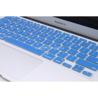 Keyboard Protector silicone color fit only Apple MacBook Air 11-inch