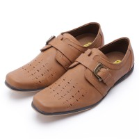 Dr.Kevin Leather Shoes 13215 Camel