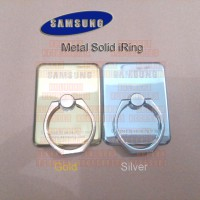 Iring Stent Samsung Bahan Besi (Good Quality)|Phone Holder|Ring Stand|Phone Stand Samsung