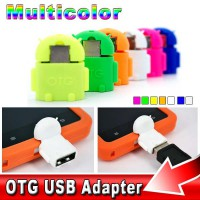 OTG Robot for Android | OTG + Card Reader for Android | OTG Adapter + Card Reader | OT USB Adapter