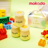 DORE BY LeTAO - PEANUT BUTTER FROMAGE POT