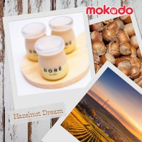 DORE BY LeTAO - HAZELNUT CREAM FROMAGE POT