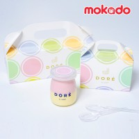 DORE BY LeTAO - PINK BERRY FROMAGE POT