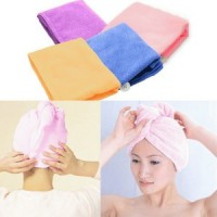 handuk kepala magic towel