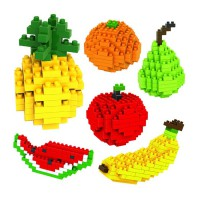 nanoblocks watermelon Microparticles Blocks