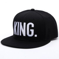 Topi Baseball Snapback KING