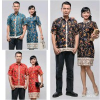 Couple Batik Melani Dress