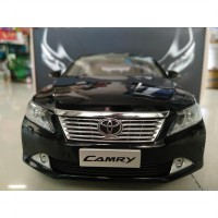 Diecast Mobil Toyota Camry Black by Dealer (Original Toyota Diecast) ORIGINAL from TOYOTA JAPAN
