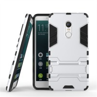 Case Xiaomi Redmi Note 3 Transformer Robot Casing Iron Man - Silver