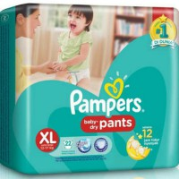 Pampers xl22