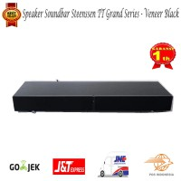 Soundbar Speaker Steenssen TT Grand Series - Veneer Black Promo