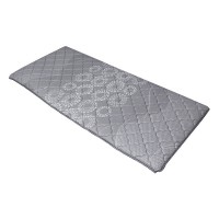 THE LUXE TRAVEL MATTRESS 100X190 GREY