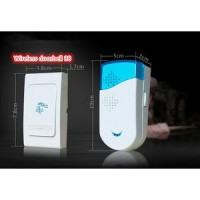 Door Bell chime Wireless V-ZORR Bell Pintu
