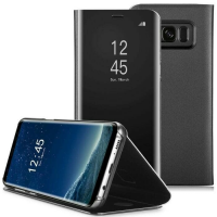 SAMSUNG GALAXY Note 5 CASE CLEAR VIEW STANDING COVER