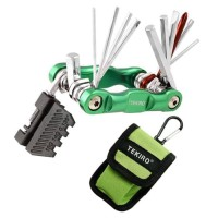 Tool Kit Set Bike 15 Pcs Tekiro WR