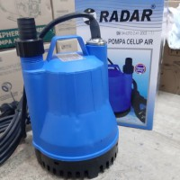 pompa celup air kolam air semi kotor 100 watt radar