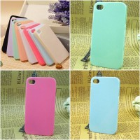 Glossy Hard Back Case iPhone 4 - 4S