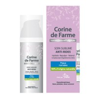 CORINE DE FARME SUBLIME ANTI WRINKLE CARE (EX 2 IN 1 FACE CREAM) | Krim anti penuaan, anti aging