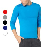 VM Kaos Oblong Panjang Spandek Slimfit Stretch - Long Shirt