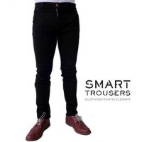 Celana Soft Jeans Super Black For Man