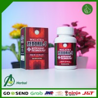 Walatra Zedoril 7 100% Asli Dijamin Original With Nano Technology - Zedoril-7