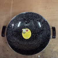 Penggorengan Enamel Marble Royal Wok Maspion
